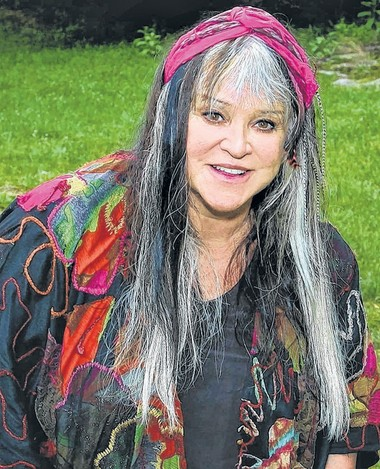 """I had an out-of-body experience,"" says Melanie of performing at the Woodstock festival in 1969."