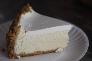 Cheesecake, Marc's CheeseCake, Glen Rock.