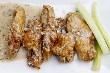 The Jersey Wings at Michael's Roscommon House in Belleville.