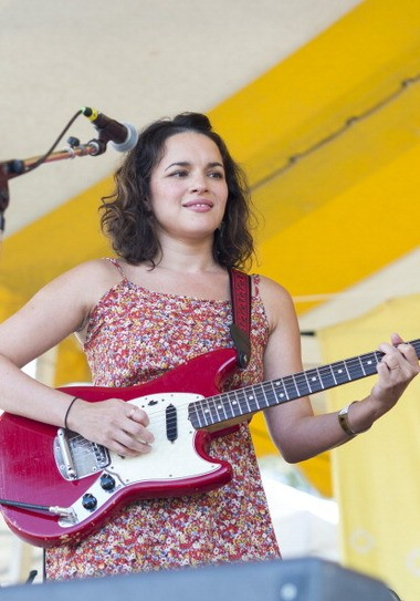 One of Bruce Lundvall's most memorable signings was that of Norah Jones.