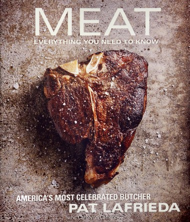 """The cover of """"Meat: Everything You Need to Know.''"""
