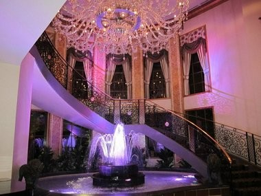 The Venetian wedding banquet hall in Garfield.