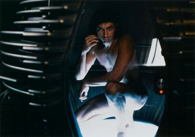 """In Cronenberg's remake of """"The Fly,"""" Jeff Goldblum played the scientist as sexy, arrogant and dangerous."""