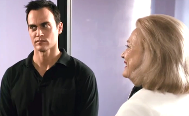 Cheyenne Jackson partners the veteran Gena Rowlands in the new indie 'Six Dance Lessons in Six Weeks'.