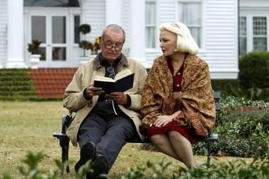 'The Notebook' gave Rowlands a chance to work with Jim Garner, and a late-in-life hit.