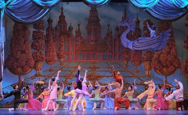 The New Jersey Ballet's 'Nutcracker' will be at both the Mayo Performing Arts Center and BergenPAC. (New Jersey Ballet)