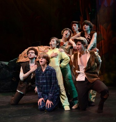 'Peter Pan: The Musical' is playing in Hackettstown this month. (Bob Eberle)