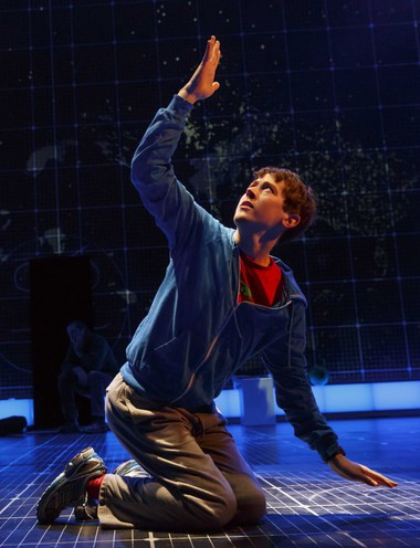 Alexander Sharp had a stunning Broadway debut in 'The Curious Incident of the Dog in the Night-Time'