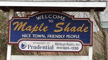 Maple Shade, in Burlington County, boasts friendly people. (Courtesy Maple Shade Township)