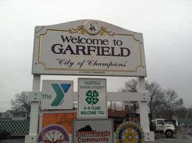 Garfield's 'City of Champions' motto refers to athletic and other types of excellence. (Amy Kuperinsky | NJ Advance Media for NJ.com)