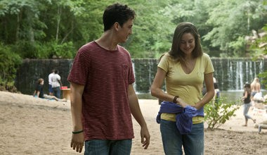 Teller first teamed with Shailene Woodley in the bittersweet young romance 'The Spectacular Now'