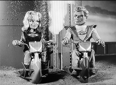 Fireball XL5': Science fiction with strings attached - nj com