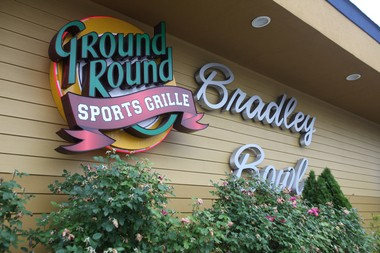 The Ground Round Sports Grille and Bradley Bowl in Bradley Beach.