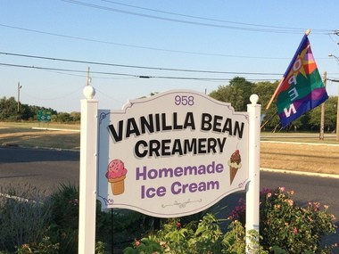 Vanilla Bean Creamery is located just south of milepost 0 on the Parkway (Peter Genovese I NJ Advance Media for NJ.com)