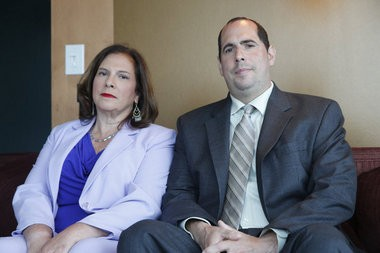 Julie Surrey and Gary Spivak are co-founders of FidelityDating.com. (Alex Remnick | NJ Advance Media for NJ.com)