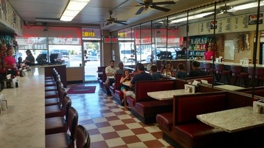 Interior, Sac O' Subs, Ventnor (Peter Genovese I NJ Advance Media for NJ.com)