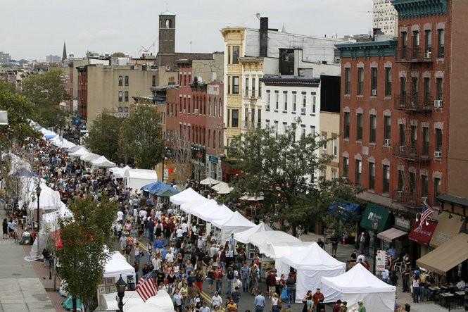 The Hoboken Fall Arts & Music Festival returns on Sept. 27. (Aristide Economopoulos/The Star-Ledger)