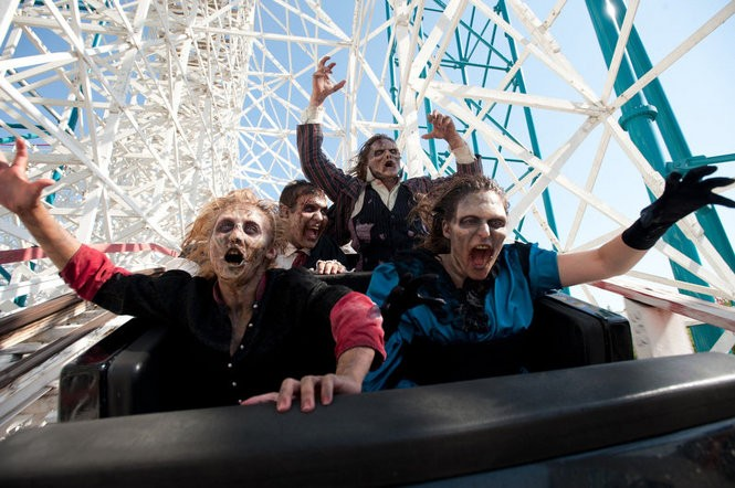 Six Flags Great Adventure in Jackson hosts its Fright Fest from Sept. 19 to Nov. 1. (Six Flags Great Adventure)