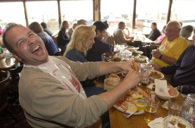 Check out The Shrimp Box in Point Pleasant Beach for some killer seafood. (TIM FARRELL / THE STAR-LEDGER)
