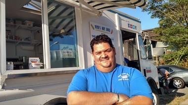 Vito Casale, owner, Vito's Hot Dogs, Harrison (Peter Genovese I NJ Advance Media for NJ.com)