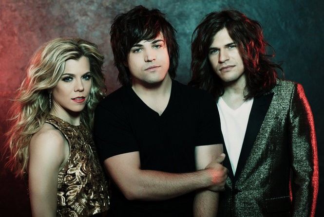 Country superstars The Band Perry headlines The Borgata's Festival Park in Atlantic City this weekend.