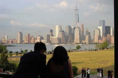 Check out Liberty House for a fancier date and amazing view in Jersey City. (Kathryn Brenzel | NJ Advance Media)