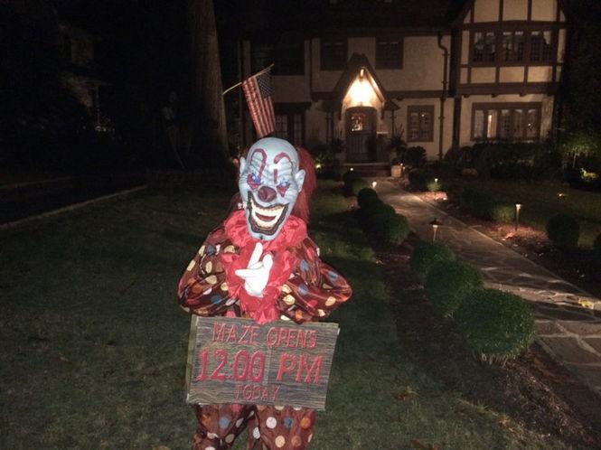 You can find the Stewarts' maze as 'Ridgewood Halloween Maze' on Facebook. (Amy Kuperinsky | NJ Advance Media for NJ.com)