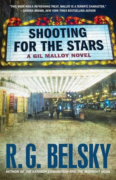 A very well written mystery that takes our hero, Gil Malloy, from a New York City newsroom to California as he tracks down a cold case and a very hot one.
