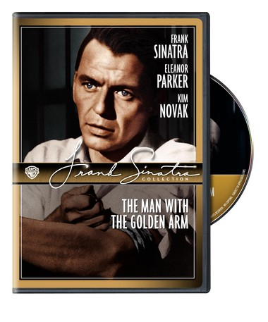 """Frank Sinatra in """"The Man with the Golden Arm,"""" for which he won an Oscar for Best Actor."""