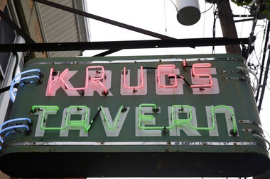 Krug's Tavern in Newark won our N.J.'s best burger competition (Amanda Marzullo | NJ Advance Media for NJ.com)