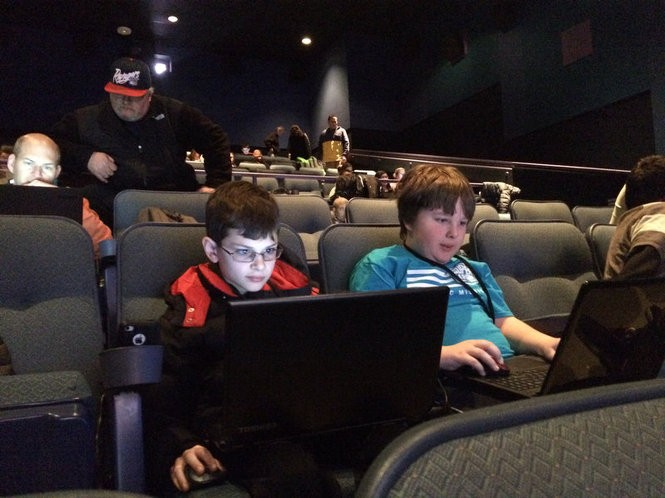 The Super League Minecraft competition is over on March 12 but organizers expect there will be more dates down the road. (Amy Kuperinsky | NJ Advance Media for NJ.com)