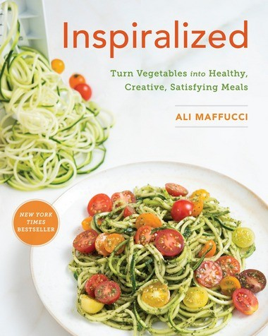 More than 300,000 copies of 'Inspiralized' are in print. (Clarkson Potter)
