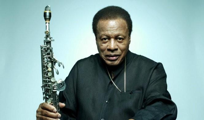 Legendary Newark saxophonist Wayne Shorter. (Courtesy of NJPAC)