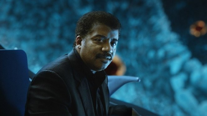 Astrophysicist and television host Neil deGrasse Tyson (Courtesy of Nat Geo)