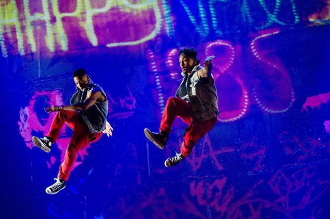 """The Hip-Hop Nutcracker."" (Photo courtesy of NJPAC)"