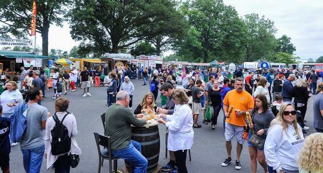The annual food truck festival at Monmouth Park in Oceanport will feature a slew of tasty options for lovers of mobile food.