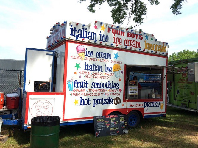 The Ultimate N J  Food Truck Guide: 29 delicious dessert and