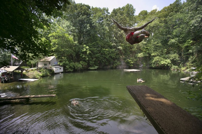 Looking to cool off? Check out some of N J 's swimming holes - nj com