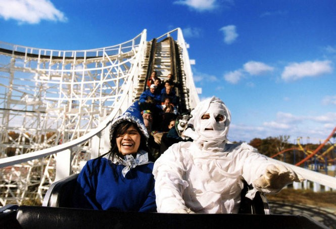 Fright Fest at Six Flags Great Adventure in Jackson returns on Sept. 16. (Six Flags)