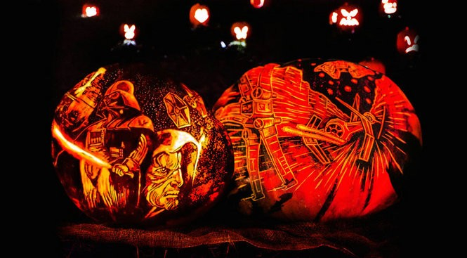 Rise of the Jack O'Lanterns makes its New Jersey debut at the Meadowlands Exposition Center from Oct. 27 to 30. (Rise of the Jack O'Lanterns)