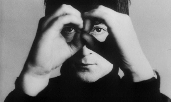 "John Lennon from ""A Hard Day's Night"" album"