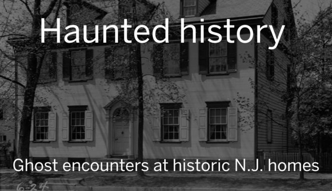 The 8 most historic (real) haunted houses in N J  - nj com