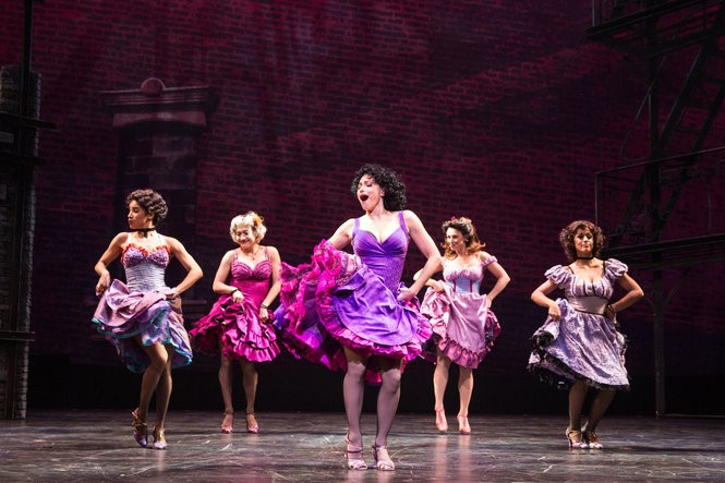 """Paper Mill Playhouse artistic director Mark Hoebee directed its 2016 production of """"West Side Story."""""""