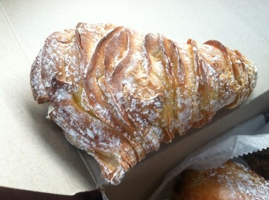 One of the near-perfect pastries at Rispoli's in Ridgefield (Peter Genovese I NJ Advance Media for NJ.com)