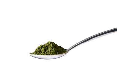 Parabel's Lentein, a protein concentrate made out of duckweed, or water lentil. Vegan sources of protein are surging in popularity. (Lisa Keenan Photography)
