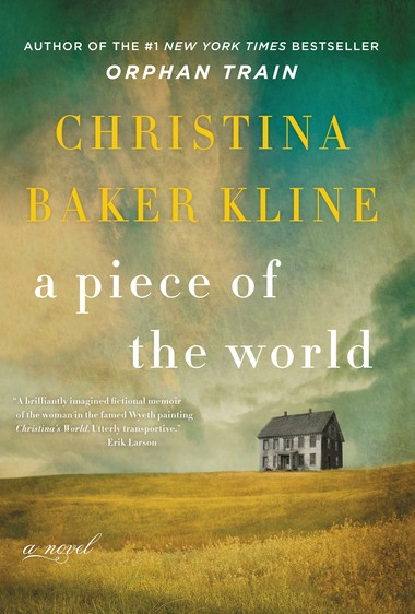 """Based on the real Christina Olson, the woman in Andrew Wyeth's """"Christina's World,"""" author Christina Baker Kline offers a poignant view of Christina's life."""