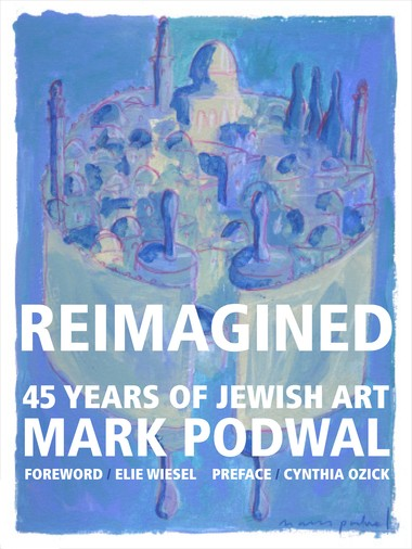 A beautiful book of the art work by physician and artist Mark Podwal who examines the historical and the mundane.