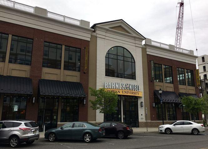 Barnes and Noble on Rowan Boulevard in Glassboro, April 26, 2017. (Kelly Roncace | For NJ.com)