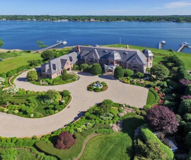 Peachy The 15 Most Expensive Waterfront Homes For Sale In N J Nj Com Download Free Architecture Designs Scobabritishbridgeorg