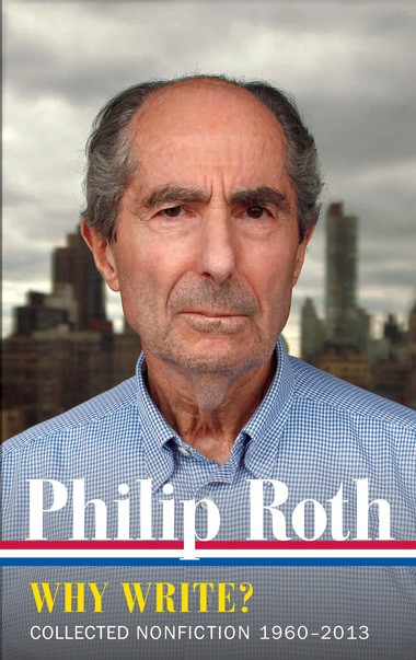 """""""Rereading Portnoy's Complaint forty-five years on, I am shocked and pleased; shocked that I could have been so reckless, pleased to be reminded that I was once so reckless,"""" Roth writes in the tenth volume of the Library of America's Roth collection."""